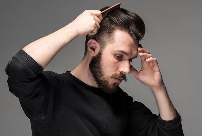 tuto coiffure homme : comment couper ses cheveux aux ciseaux