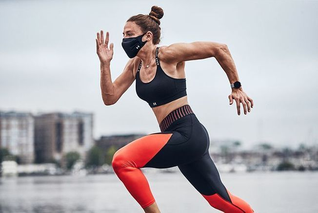 Covid-19 : (enfin) un masque pour les sportifs !