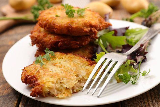 Cyril Lignac dévoile sa recette de la galette de pommes de terre et on rêve de la déguster