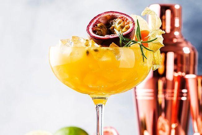 Le cocktail star de l'été sera sexy et il se réalise avec seulement 5 ingrédients