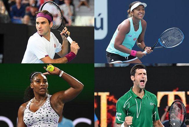 Qui est le joueur de tennis le mieux payé au monde (il a touché 106.3 millions de dollars en 2020) ?
