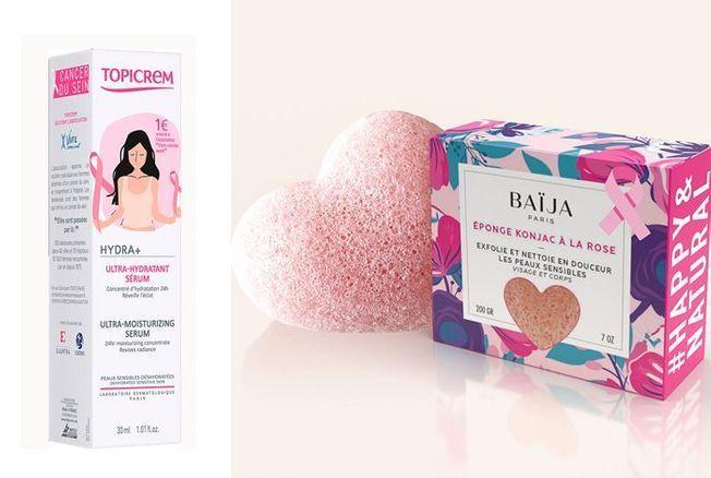 Octobre Rose 2020 : quels produits de beauté acheter pour lutter contre le cancer du sein ?