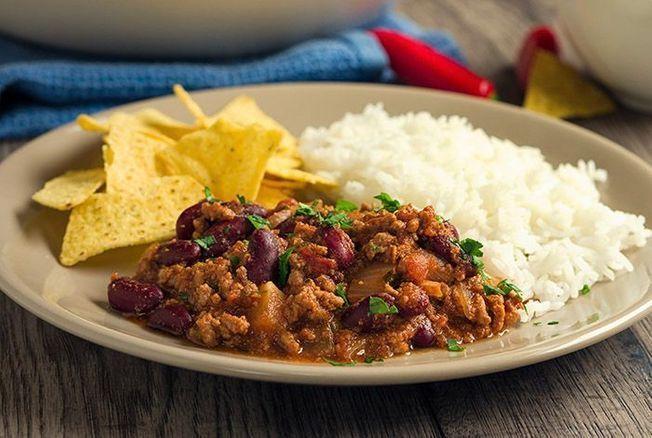 Cyril Lignac dévoile sa recette du chili con carne et nous met l'eau à la bouche