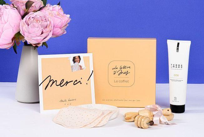 La lettre d'Ines, le coffret : que contient la box d'octobre ?