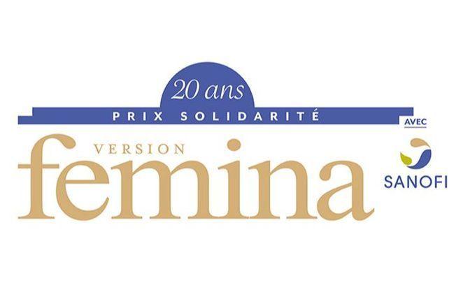 Votez pour le prix Solidarité Version Femina 2020