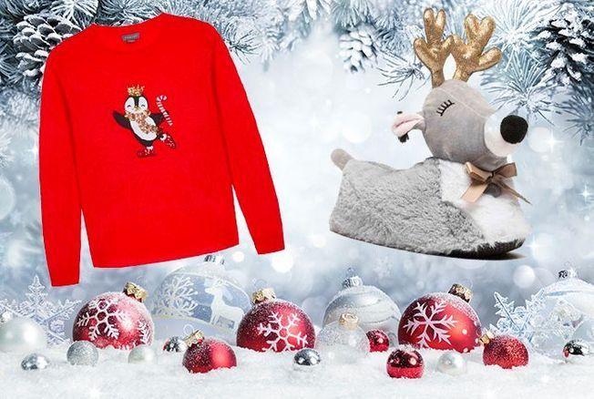 Ces pièces mode à l'esprit de Noël sont parfaites pour cocooner à la maison en attendant le 25