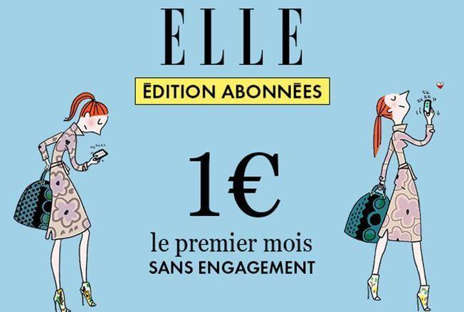 Découvrez l'Edition Abonnées du magazine ELLE