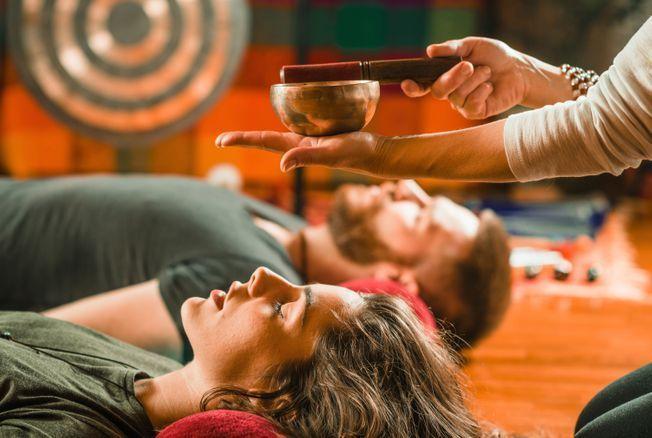 Bains de sons : cette pratique qui favorise une profonde relaxation cartonne