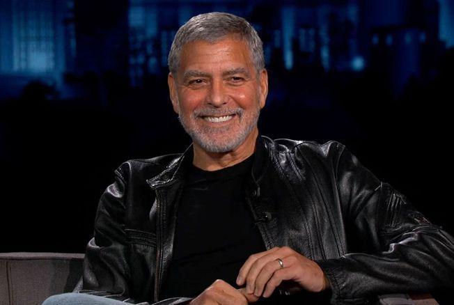 George Clooney : « Je suis chanceux d'avoir une femme comme la mienne ! »