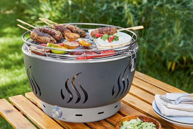 Lidl propose un mini barbecue à charbon à prix cassé le 29 avril
