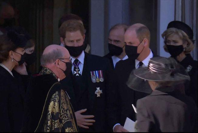 William et Harry : ces deux bonnes fées qui les ont rapproché aux obsèques du prince Philip