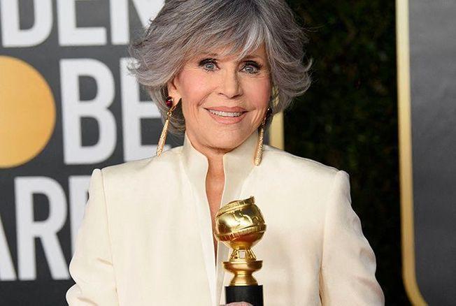Jane Fonda : « Les femmes jouent enfin un rôle essentiel dans notre monde »