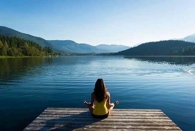 3 exercices de méditation pour s'apaiser et vivre pleinement l'instant présent