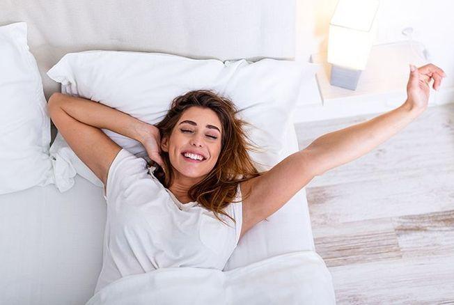 Sommeil : voici l'astuce infaillible pour bien dormir et se réveiller en forme sans être fatigué le matin selon les scientifiques
