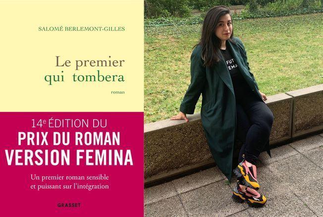 Le Prix du roman Version Femina 2020 est attribué à...