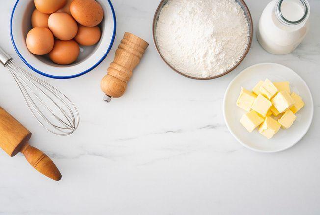 Œuf, farine, lait, sucre, beurre… par quoi remplacer ces ingrédients dans une recette ?