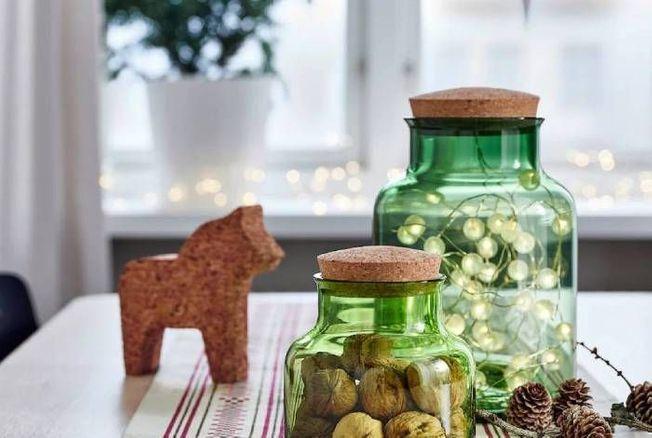 IKEA : découvrez la nouvelle collection de décorations pour Noël 2021